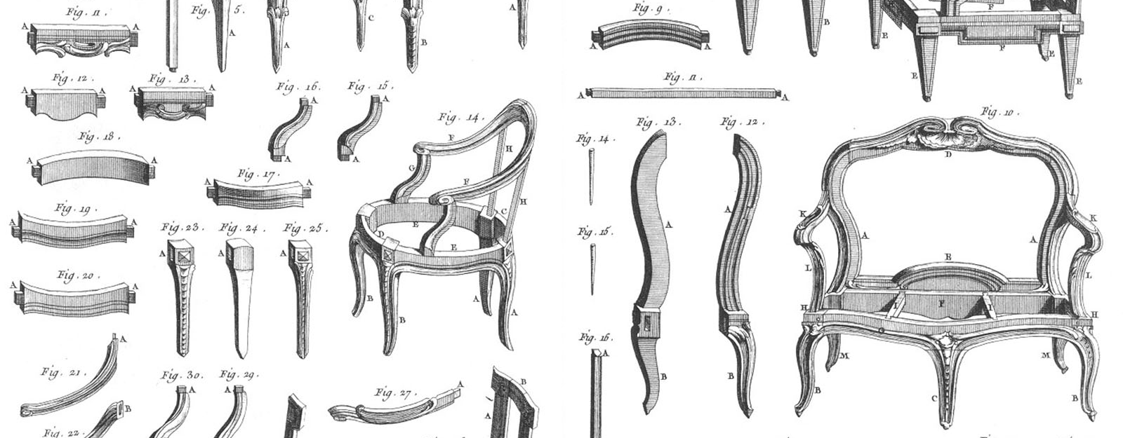Stupendous Furniture Design Reference Diagrams Of 18Th Century Andrewgaddart Wooden Chair Designs For Living Room Andrewgaddartcom