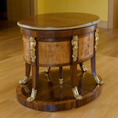 Giovanni Socci's Incredible Transforming Mechanical Desk