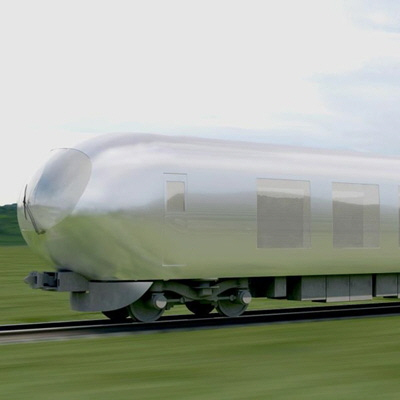 """Designing an """"Invisible"""" Train for Japanese Commuters and Paul Lukas's Obsessive Studies of the Aesthetics in Athletics"""