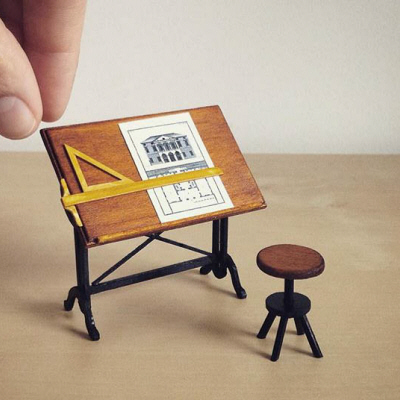 Midcentury Modern Furniture... In Miniature