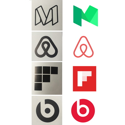 Modern-Day Logos That Look Awfully Similar to Older Logos From Different Companies
