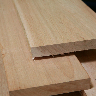 An Introduction to Wood Species, Part 17: Hard Maple & Soft Maple
