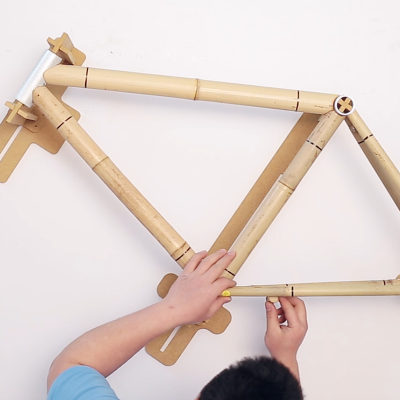 Build A Bamboo Bike In Under 5 Hours