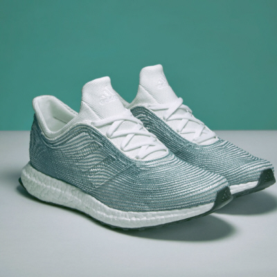 How to Make Sneakers Out of Trash: Designing the Adidas x Parley Ocean Shoe