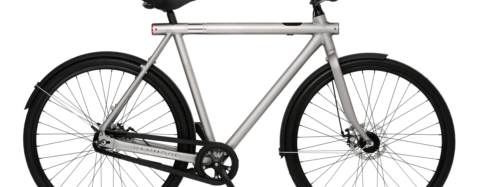 This Crazy Keyless City Bike Could Bring Smart Tech To