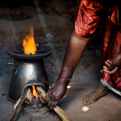 How Do You Design a Fire for Three Billion People?