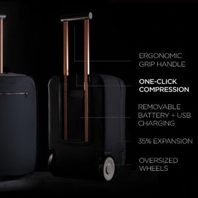 Luggage Re-Designs Do Well on Kickstarter. Can You Deliver On Time?