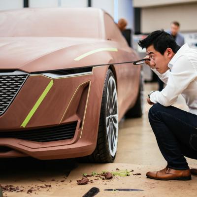 The Design Story Behind Cadillac's Escala Concept