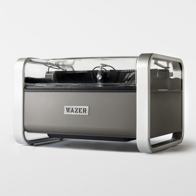 Holy Cow: An Affordable Desktop Waterjet Cutter