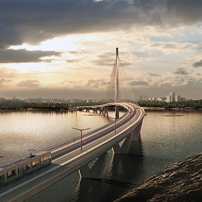 Helsinki is Building Finland's Longest Bridge System—and It'll be Off-Limits to Cars