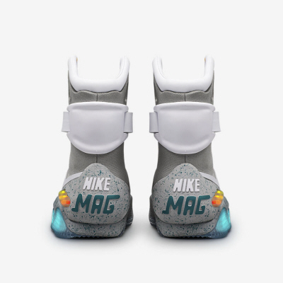 554f4fd09e89 Sneakers Made From Carbon Dioxide Emissions and How to Win A Pair of  Self-Lacing Nike Mags - Core77