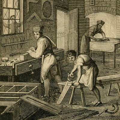 Tools & Craft #21: Why Furniture Builders Used to Wear Huge Paper Hats