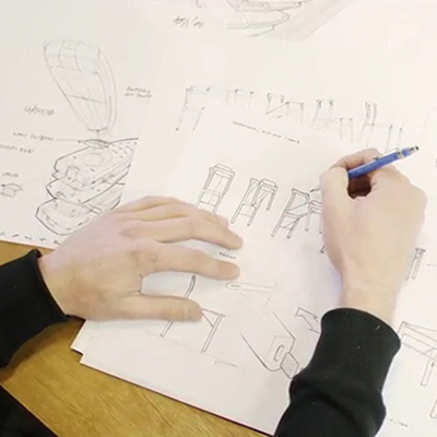 New Book Illustrates Different Sketching Processes Used by Industrial Designers
