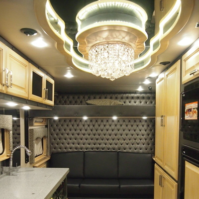 What Do Luxury Sleeper Cabs For Long Haul Truck Drivers Look Like Core77