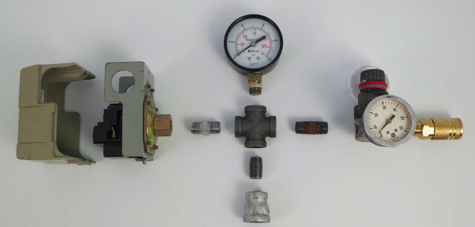 How to Build Your Own Ultra-Quiet Air Compressor - Core77