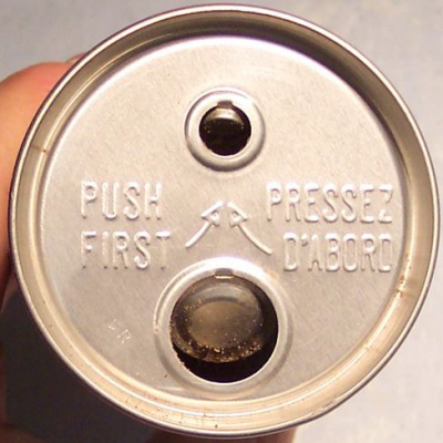 The Design Evolution of Beer Can Openings