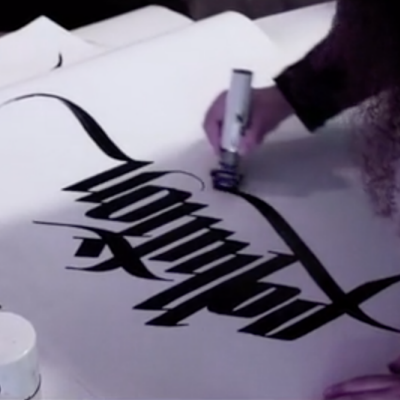 Air-Ink: Painting With Pollution
