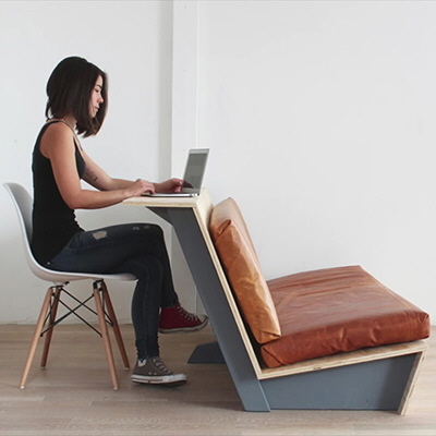 Build a Dual-Purpose Sofa, Create an Automatic Indoor Garden, 3D-Print Your Own Pens & More - Core77
