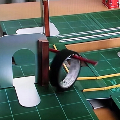 Japanese Rube Goldberg Machines are Somehow More Simple and More Complex at the Same Time