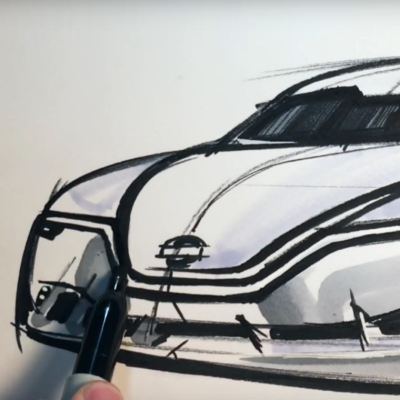 Drawing Cars is Hard—Here's a Way to Make it Slightly Simpler