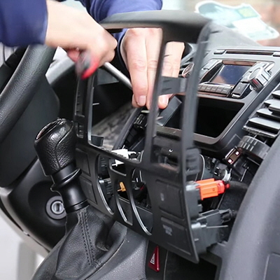 How to Hack Your Car Stereo to Add Bluetooth, Create Mobile Tool Stands, Cast Concrete Using Balloons & More - Core77