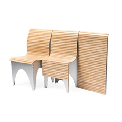 Brilliant Design for a Fold-Flat, No-Assembly Chair