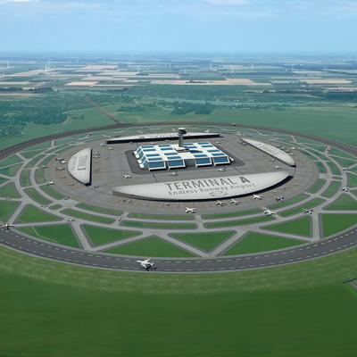 Dutch Concept for Circular Airport Runways