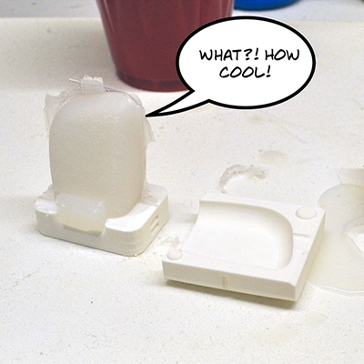 Design Experience that Matters: How to Create a Rubber Prototype Using a 3D-Printed Mold