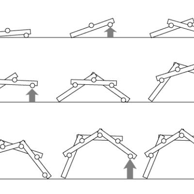 Leonardo da Vinci's Ingenious Design for a Self-Supporting Bridge