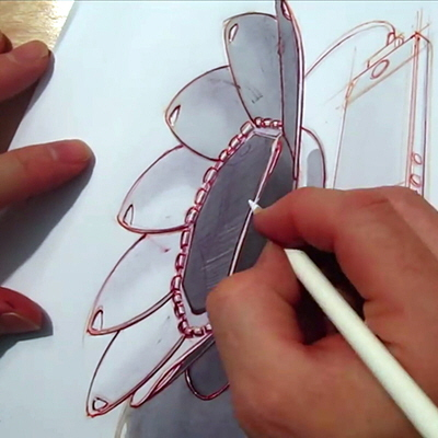 The Industrial Design Prototyping Process, Part 2: Final Rendering
