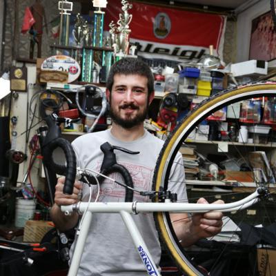 Bike Cult Show Builder Profile: Rick Jones of Road Runners Bicycles