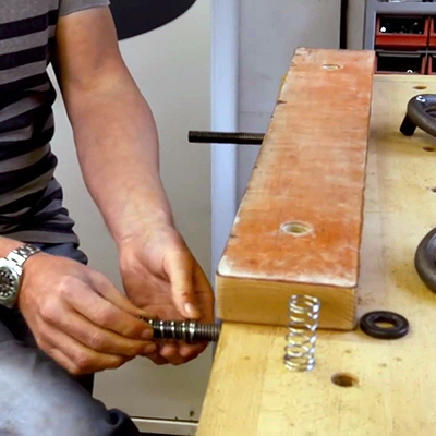 Tool Hacks: David Barron's Clever Vise Modifications