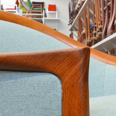 Mid Century Modern Find of the Week: Bertil Fridhagen Club Chair