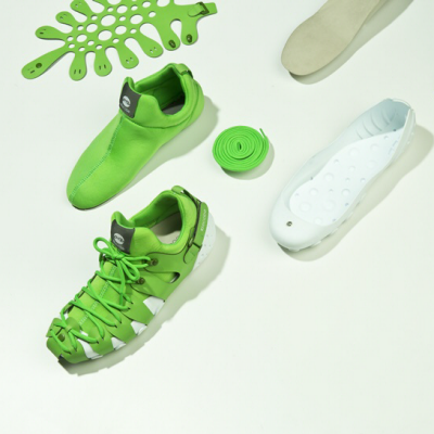 Modular Self-assembled Footwear Designed to Put the Kibosh on Sweatshops