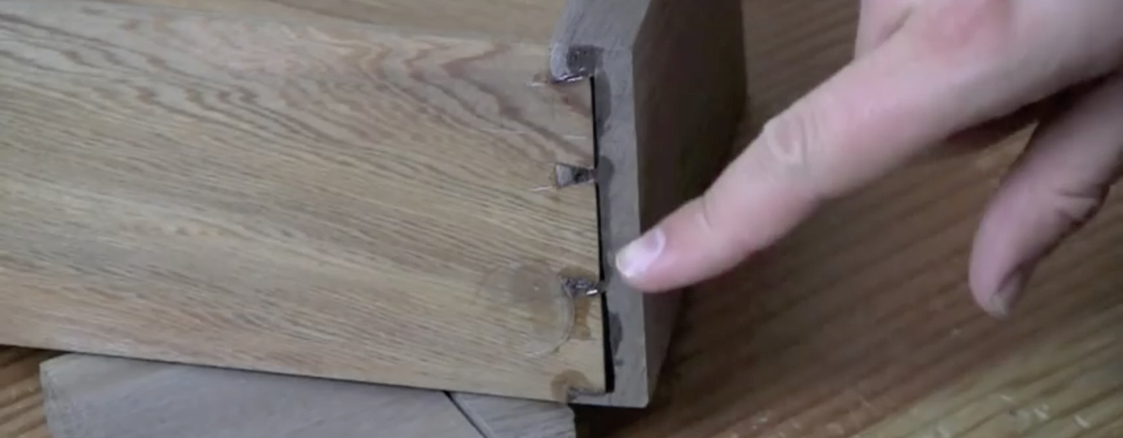 Hand Tool School #36: How to Fix Gaps in Your Dovetails - Core77