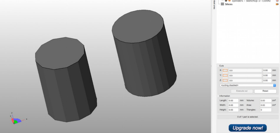 From SketchUp to 3D Printer: 3 Common Surface Modeling