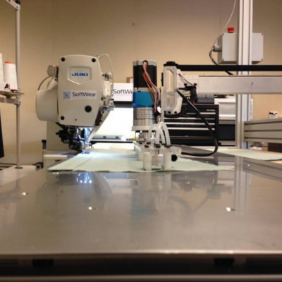 The Sewbot, a Fully Automated Sewing Machine, is Cool  It's