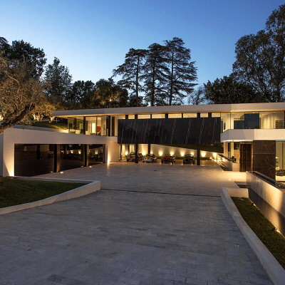 A Look at Jay Z and Beyoncé's New $90 Million Bel-Air Mansion