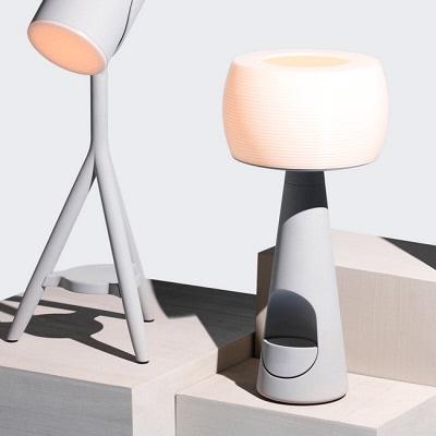 Gantri 3D Prints Table Lights Designed by Independent Designers Across the Globe