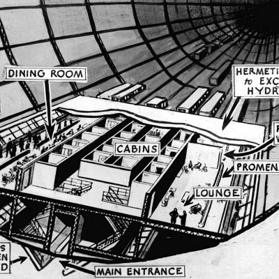 Image result for hindenburg interior
