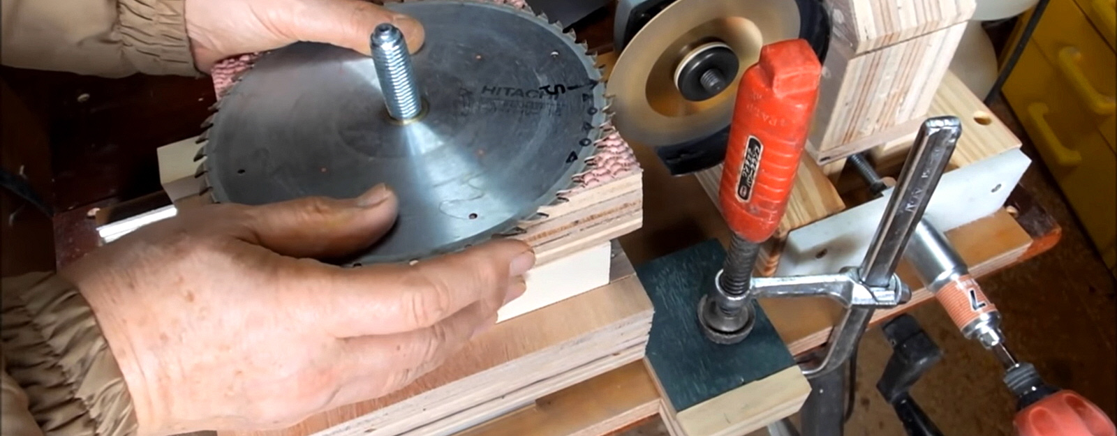 How to Make Your Own Saw Blade Sharpening Jig - Core77