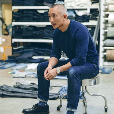 Levi's Head of Design Jonathan Cheung on Productive Procrastination and Foolproofing Product Ideas - Core77