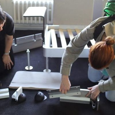 """Ikea and Tom Dixon Collaboration Yields the Delaktig, an """"Open Source Furniture"""" System"""