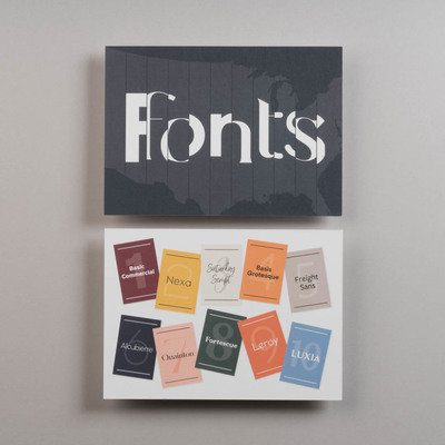 Designers, Time to Sound Off on Your Favorite Fonts