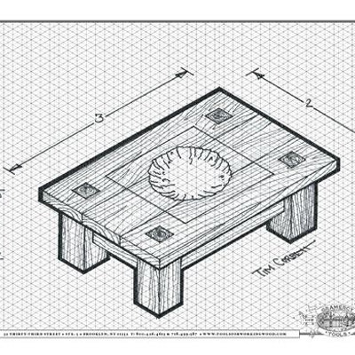 Tools & Craft #87: Download Our Free Isometric Graph Paper for Sketching