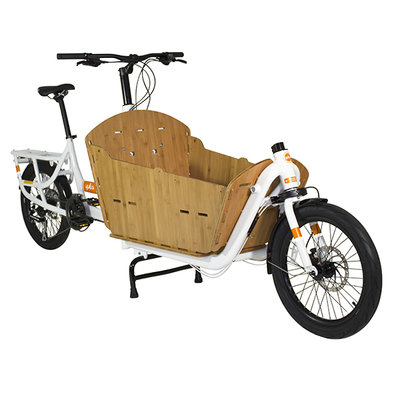 Introducing the Supermarché Front Loader Cargo Bike