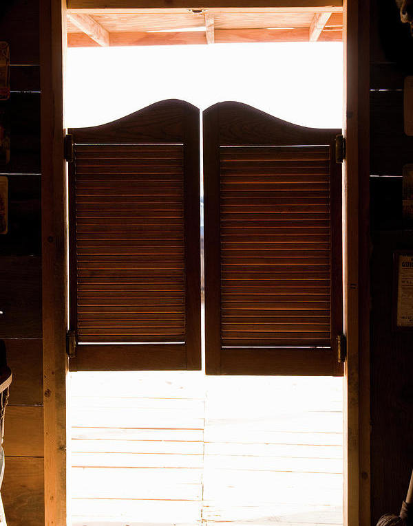 What Was The Purpose Of Saloon Doors
