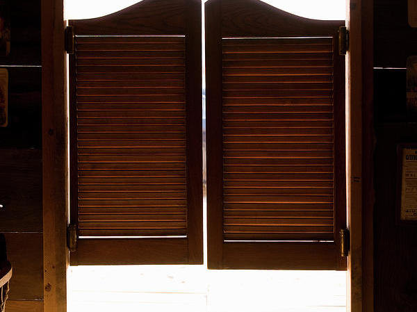 & What Was the Purpose of Saloon Doors? - Core77
