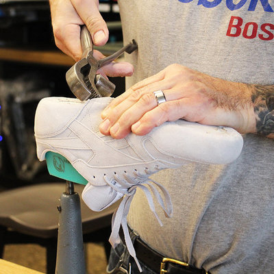 A Visit to Reebok's Headquarters in Boston