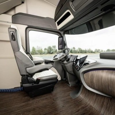 Autonomous Shared Cars Will Require Different Interior Materials Because People are Slobs